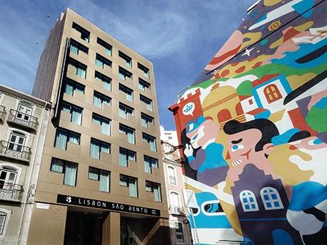 Lisbon São Bento Hotel *** - Lisbon